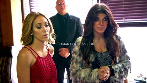 Real Housewives of New Jersey: And Then There Were Four