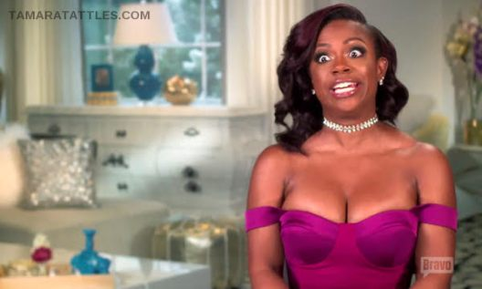 Kandi Burruss Calls Out Phaedra On The Real For Not Having A Story Line
