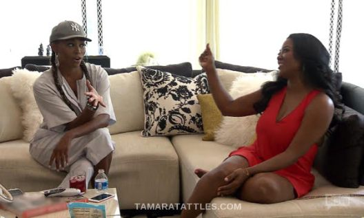 Real Housewives of Atlanta Uncharitable Behavior