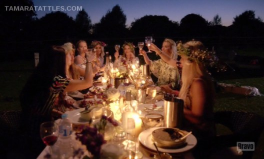 Ladies of London: Midsummer's Eve (She Made It Nice)