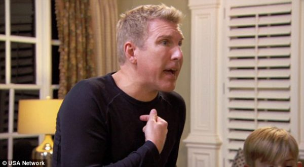 Todd Chrisley Indicted