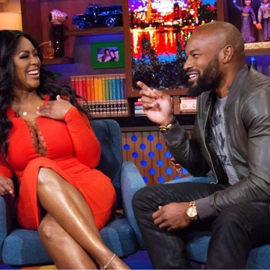 WWHL With Kenya Moore and Tyson Beckford