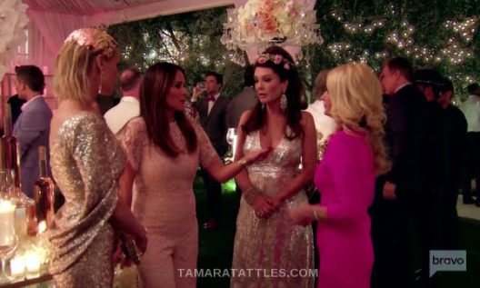 Real Housewives of Beverly Hills Finale: Diamonds Under Pressure