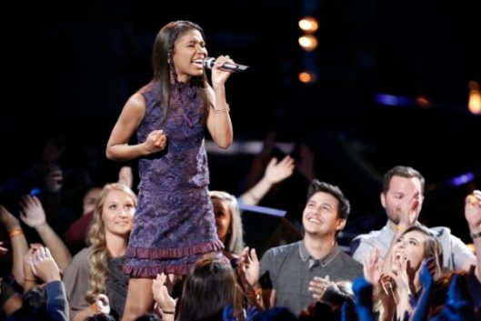The Voice: A Bit of a Bloodbath