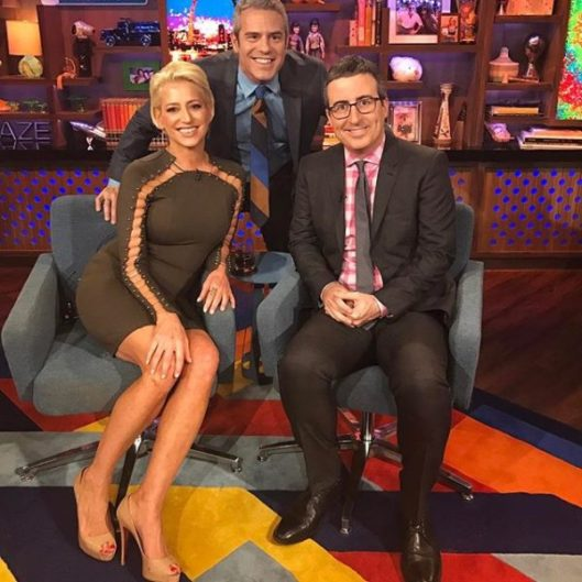 WWHL With Dorinda Medley and John Oliver