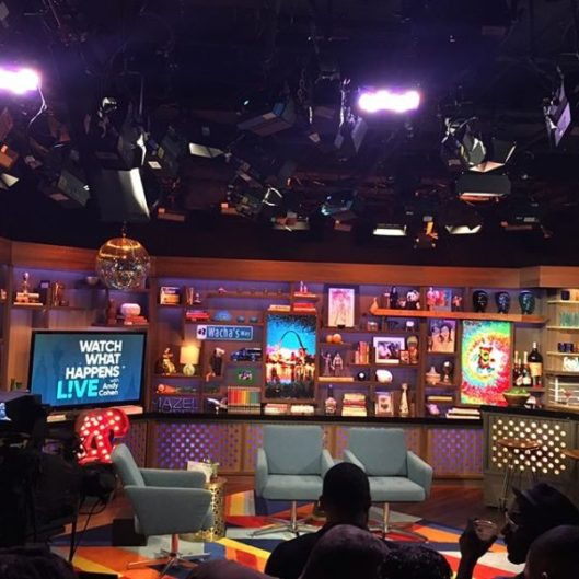 WWHL With Sheree Whitfield and Gizelle Bryant