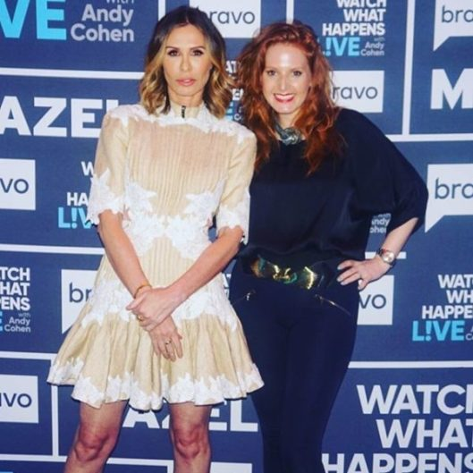 WWHL With Carole Radziwill