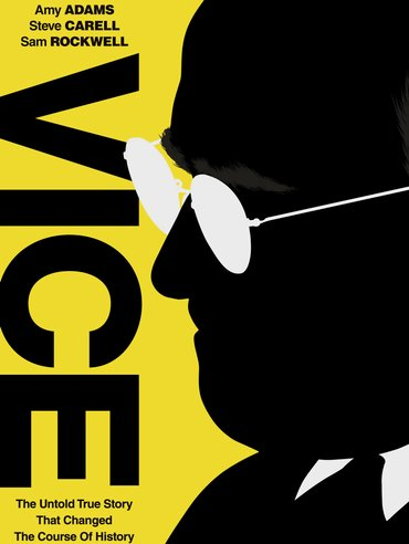 Vice Poster black and yellow