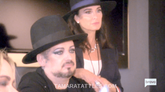 RHOBH Recap Kyle and Boy George