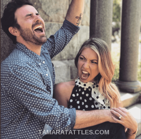 Stassi and Beau engaged