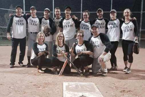 Tamarco sponsors adult baseball in Barrie