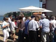 Tamarises en la Getxo Sea Week 2012
