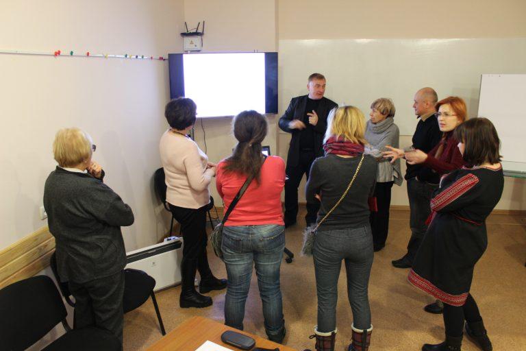 Обговорення Програми сприяння розвитку громадянського суспільства в Дніпропетровській області