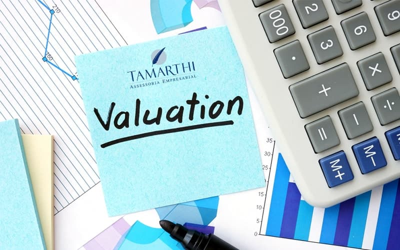 Valuation O Que E E Como Fazer Post Min (1) - Tamarthi