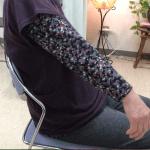 脊髄小脳変性症に合併した右上肢挙上困難に著効したエネルギー治療