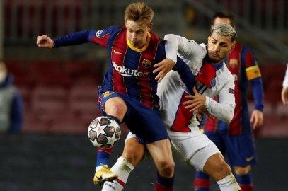 """El vestuario del Barça, hundido: """"Estos rivales necesitan que estemos a tope en todo y no lo hicimos. Poco más que añadir"""""""