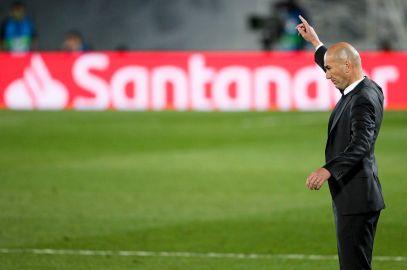 """Zidane: """"El equipo siempre está ahí y quiere más"""""""
