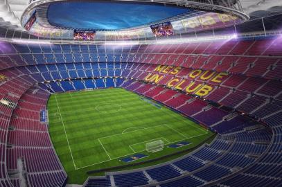 El Gamper contra la Juve, con un 20 por ciento del aforo del Camp Nou