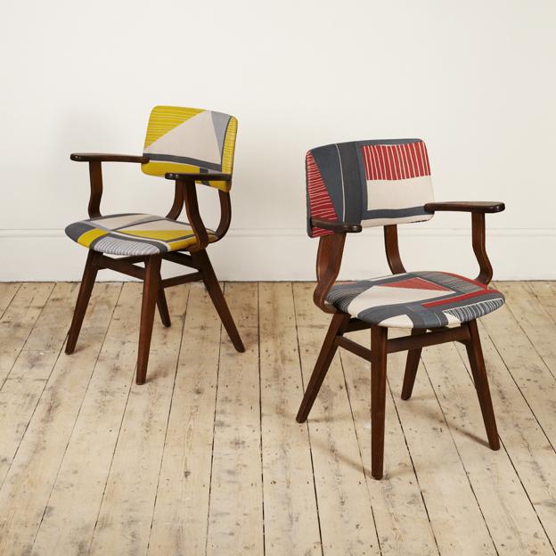 Tamasyn Gambell chairs