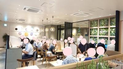 店舗内観|BECK'S COFFEE SHOP 八王子店