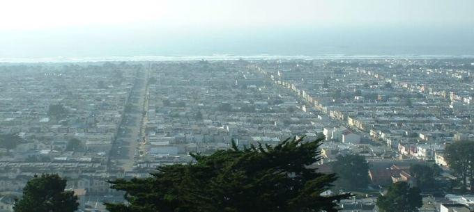 Sunset District, San Francisco