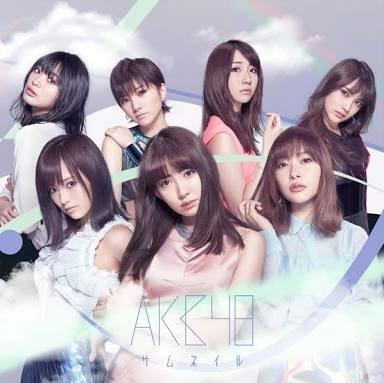 AKB48 シングル売上推移グラフ