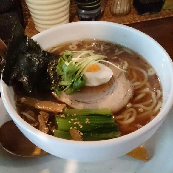 具と麺、スープどれも良いお味でした。