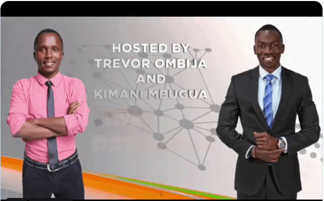 Catch @TrevorOmbija  and @IamKimaniMbugua on #MensConference2020