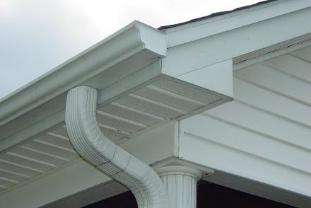 Aluminum Gutters & Downspouts | Tamco - Thompson