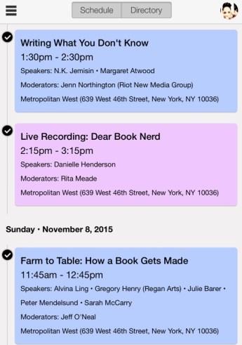 Book Riot Live Panels - 2