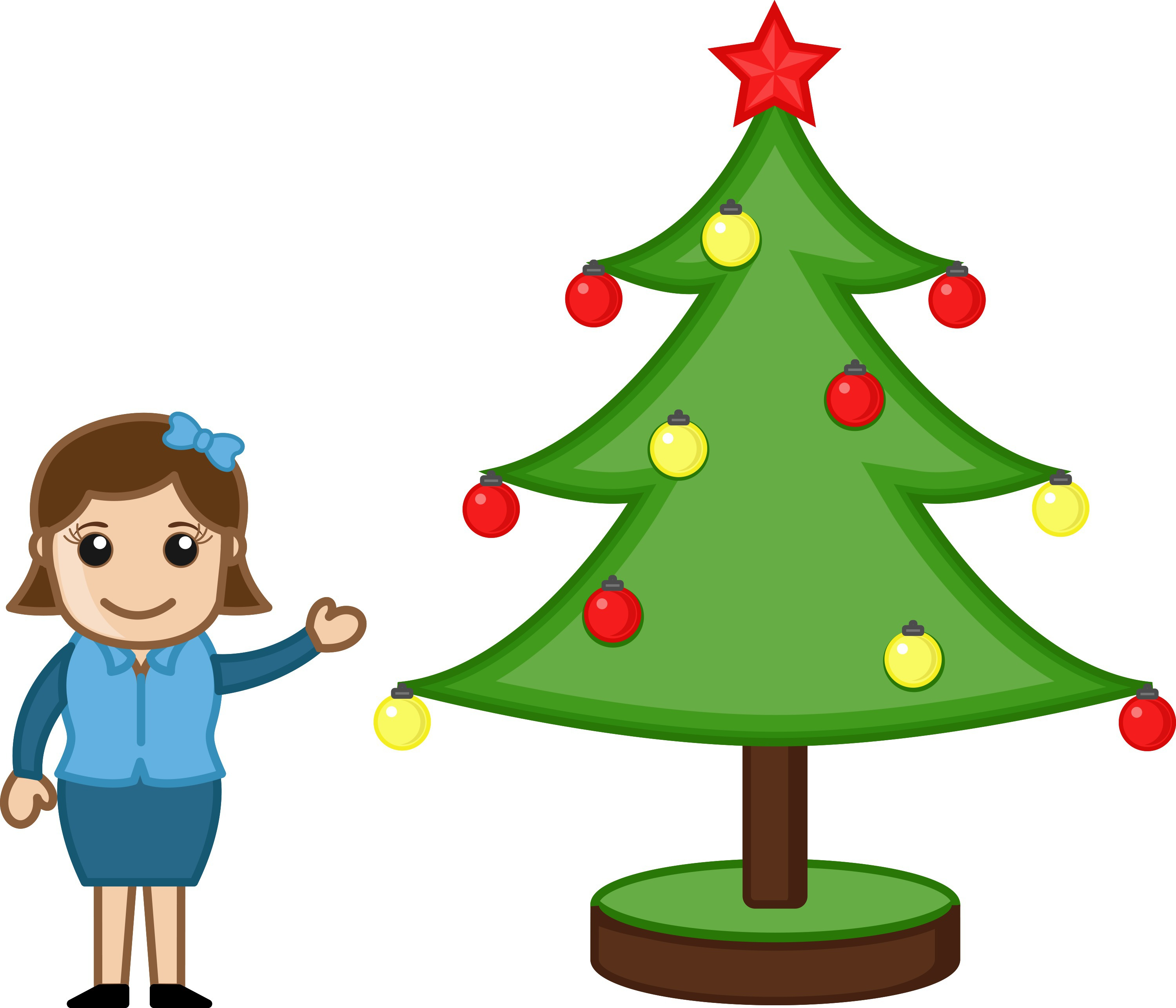 Christmas Tree Object Lessons And The Why The Christmas