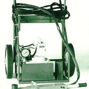 Model 2000 EMD Main Bearing Wrech- Tame Tools EMD and GE Diesel engine maintenance