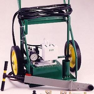Model 28 EMD Main Bearing Wrench- Tame Tools EMD and GE Diesel engine maintenance