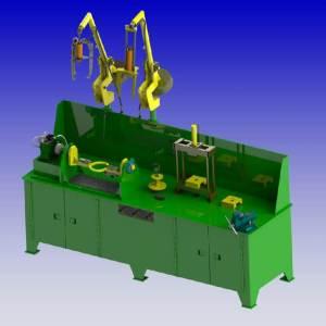 Model 86 Water Pump Repair Console- Tame Tools EMD and GE Diesel engine maintenance