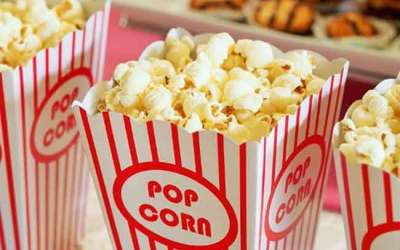 Movies and Popcorn: An American Tradition