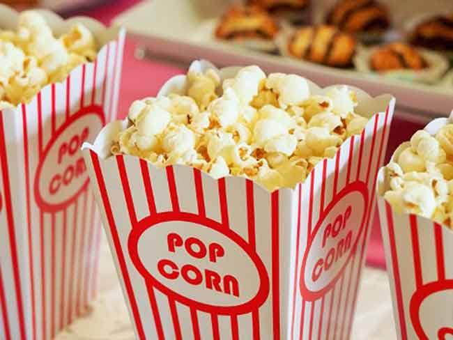 You can be mindful and still enjoy popcorn.