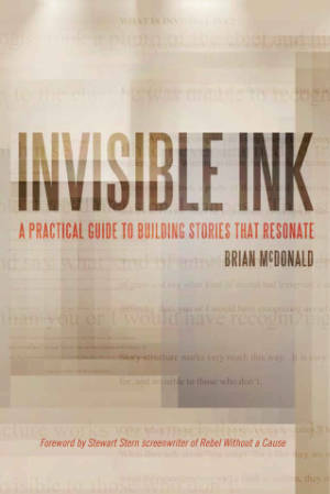 Books for Writers - Invisible Ink by Brian McDonald