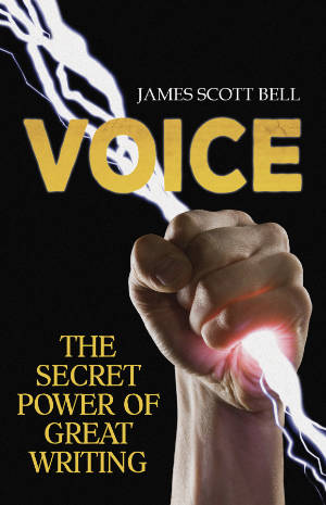 Books for Writers - Voice by James Scott Bell