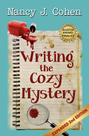 Books for Writers - Writing the Cozy Mystery by Nancy J. Cohen