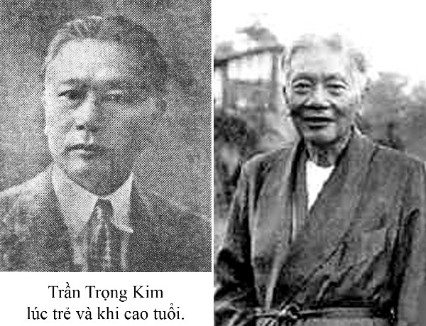 Image result for trần trọng kim