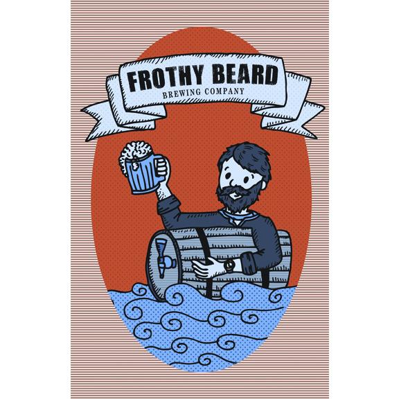 Frothy Beard Logo