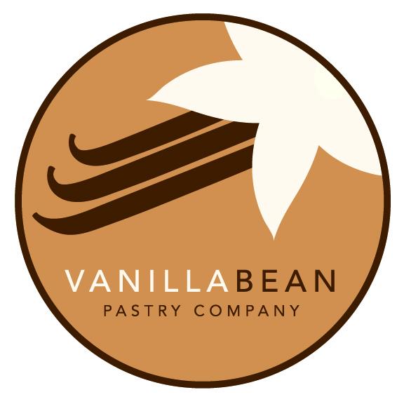 Vanilla Bean Pastry Company Logo