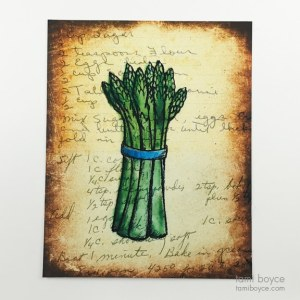 Asparagus, Kitchen Series