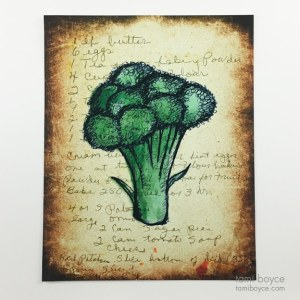 Broccoli, Kitchen Series
