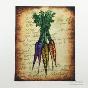 Carrots, Kitchen Series