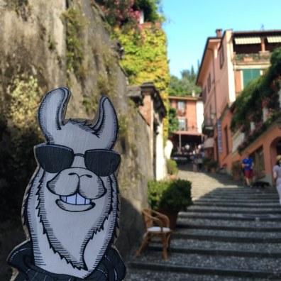 Lorenzo at Lako Como