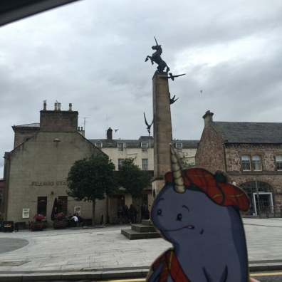 Mort in Stirling