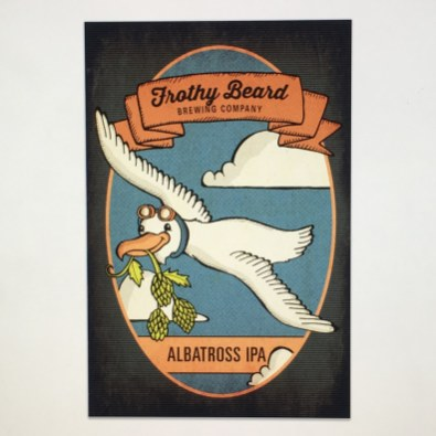 Frothy Beard