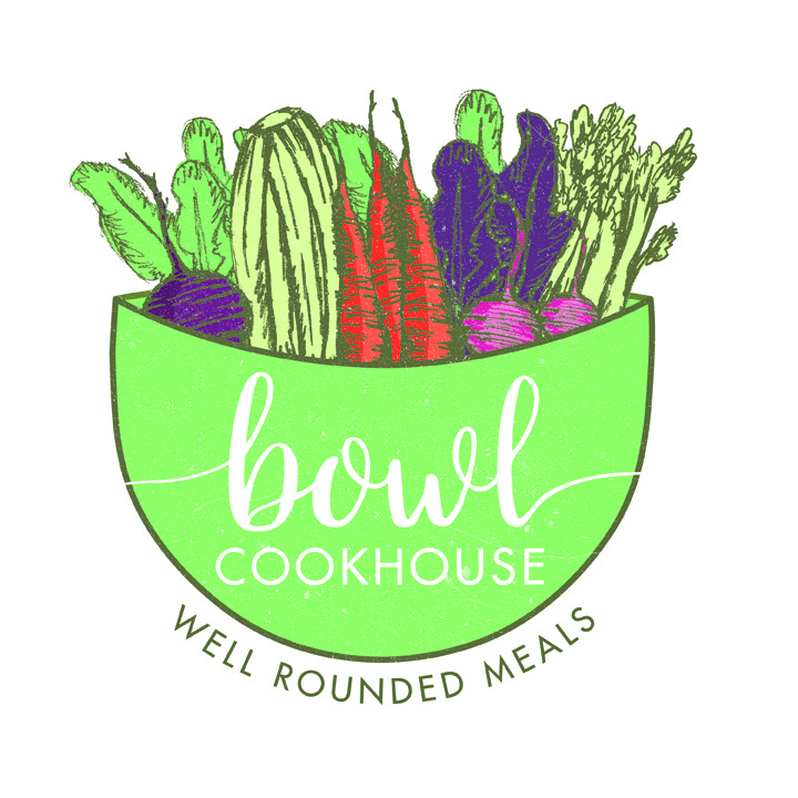 Logo Design, Bowl Cookhouse