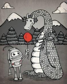 Robot Love, Small Kindness